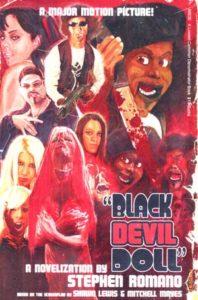 Black Devil Doll by Stephen Romano
